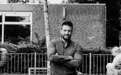 Dennis de Kruif nieuwe directeur OBS De Bosrand